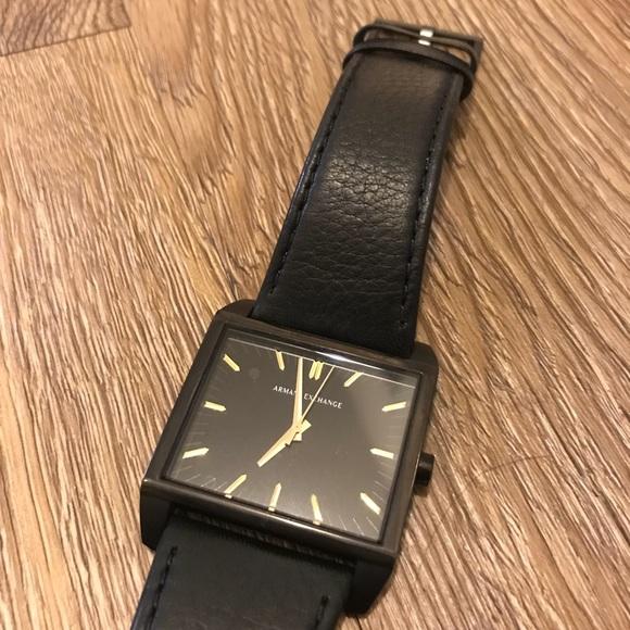 A/X Armani Exchange Other - Armani Exchange - Watch (Black)
